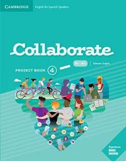 Collaborate 4. Teacher's project book