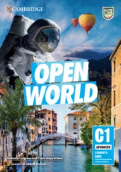 Open World Advanced. Student's Book with answers English for Spanish Speakers.