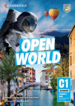 Open World Advanced. Workbook with answers with Audio English for Spanish Speakers.