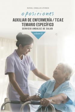 AUXILIAR DE ENFERMERÍA/TCAE. TEMARIO ESPECÍFICO SERVICIO