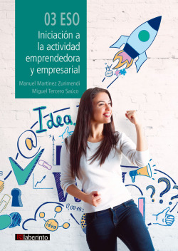 Iniciación a la actividad emprendedora y empresarial 3º ESO