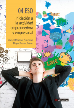 Iniciación a la actividad emprendedora y empresarial 4º ESO - 2021