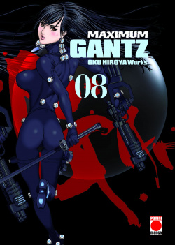 GANTZ MAXIMUM 8