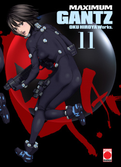 GANTZ MAXIMUM 11