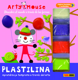 ARTY MOUSE - PLASTILINA