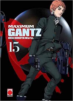 MAXIMUM GANTZ 15