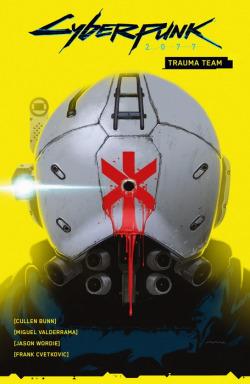 The world of cyberpunk 2077. trauma team