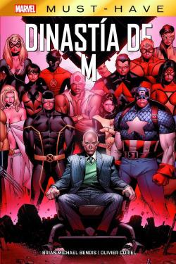 Marvel must have dinastía de m
