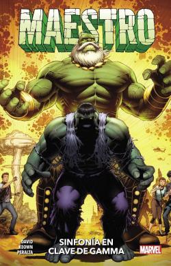 100% Marvel coediciones maestro. sinfonía en clave de gamma 1