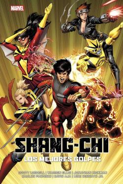 100% Marvel hc coediciones shang-chi. los mejores golpes
