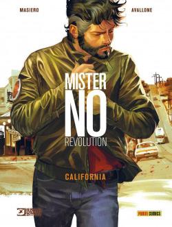 MISTER NO. REVOLUTION: CALIFORNIA