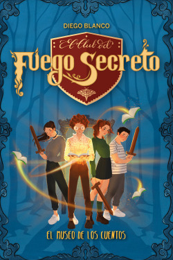 El club del Fuego Secreto / 1