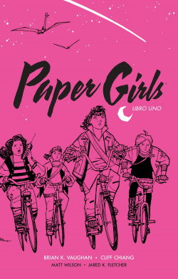 Paper Girls Integral nº 01/02