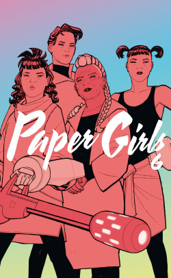 Paper Girls Tomo nº 06/06