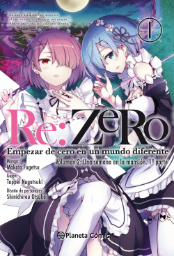 Re:Zero Chapter 2 nº 01