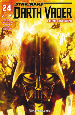 Star Wars Darth Vader Lord Oscuro nº 24/25