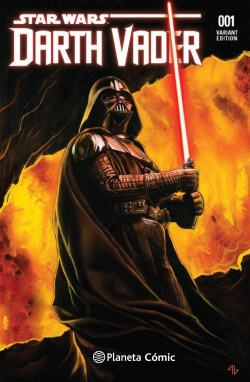 Star Wars Darth Vader Lord Oscuro nº 01/25 NE