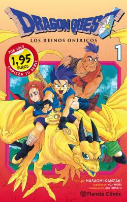 MM Dragon Quest VI nº 01 1,95