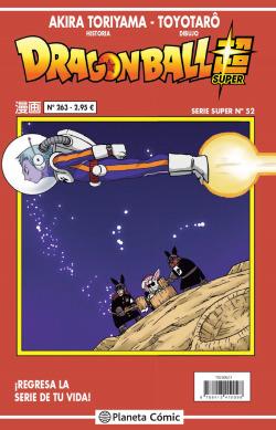 Dragon Ball Serie Roja nº 263