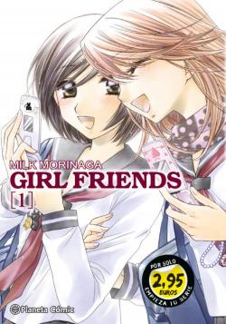 SM Girl Friends nº 01 2,95