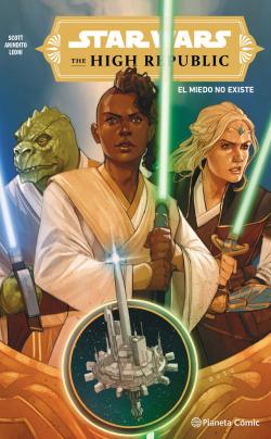 Star Wars The High Republic Tomo nº 01