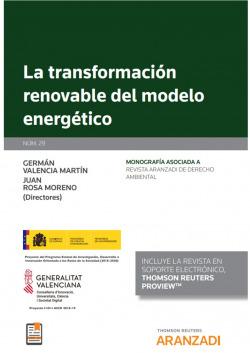 La transformación renovable del modelo energético (Papel + e-book)