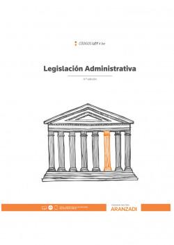 Legislación Administrativa (LeyItBe) (Papel + e-book)