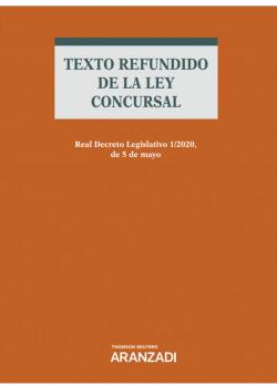 Texto refundido de la Ley Concursal (Papel + e-book)