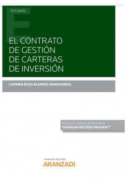 El contrato de gestión de carteras de inversión (Papel + e-book)