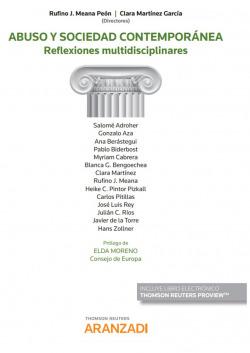 Abuso y sociedad contemporánea (Papel + e-book)