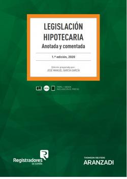 Legislación Hipotecaria (Papel + e-book)