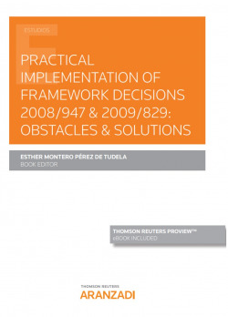 Practical implementation of Framework Decisions 2008/947