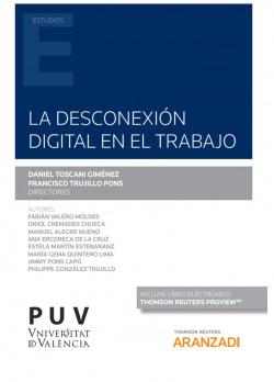 DESCONEXION DIGITAL EN EL TRABAJO,LA