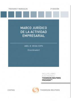 Marco jurídico de la actividad empresarial (Papel + e-book)