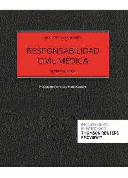 Responsabilidad Civil Médica (Papel + e-book)