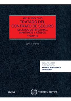 Tratado del Contrato de Seguro (Tomo III) (Papel + e-book)