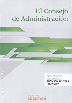 El Consejo de administración (Papel + e-book)