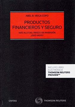 Productos financieros y seguro (Papel + e-book)