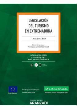Legislación del Turismo en Extremadura (Papel + e-book)