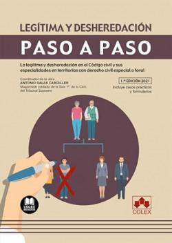 LEGITIMA Y DESHEREDACION. PASO A PASO.