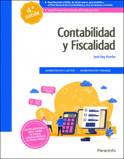 Contabilidad y fiscalidad 4.ª edición 2021