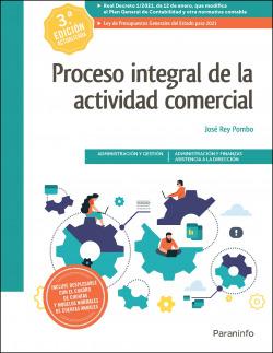 Proceso integral de la actividad comercial 3.ª edición 2021