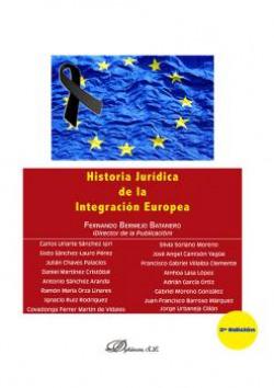 Historia Jurídica de la Integración Europea
