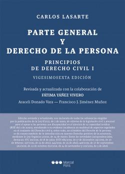 Principios de Derecho civil. 26ª ed.
