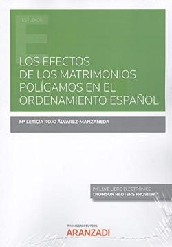 Efectos de los matrimonios polígamos en el ordenamiento español, Los