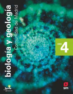 BIOLOGIA Y GEOLOGIA 4ESO SAVIA N MADRID