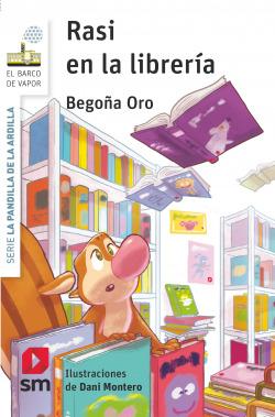 Rasi en la librería