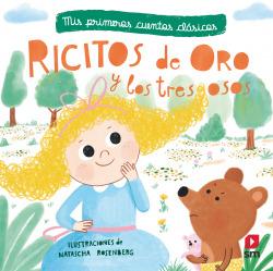 PRIM CUENT CLAS RICITOS ORO Y TRES OSOS