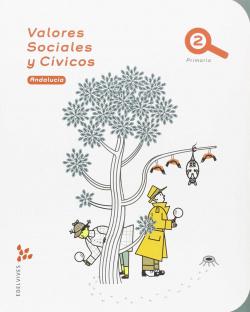 (AND).(15).VALORES SOCIALES CIVICOS 2ºPRIM.*ANDALUCIA*