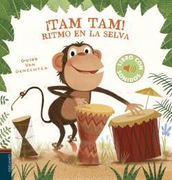 ¡TAM TAM!:RITMO EN LA SELVA